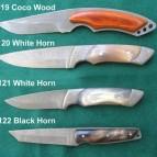 Damastmesser Jagdmesser Damascus Knife