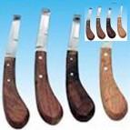 Hoof knife Left or right  veterinary -sheep goat castration