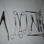 10 Pc. Professional Body Piercing Tools Kit * NEW*