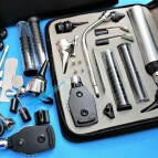 Diagnostics Professional Physician ENT Kit – Otoscope Ophthalmoscope